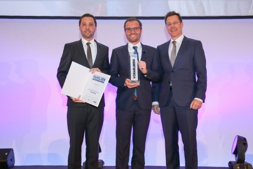 Auszeichnung als bestes Vorarlberger Familienunternehmen
