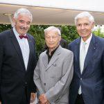 Langjährige Mitglieder - 50 Jahre Rotary-Club Bregenz