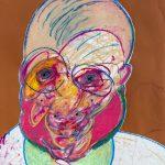 Francis-Bacon-SELF-PORTRAIT-100x70cm