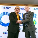Partnership ALPLA and GC