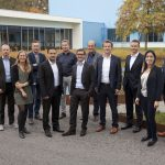 ALPLA: Sustainability Steering Council  ALPLA Sustainability Steering Council (von links): Klaus Allgäuer, Linda Mauksch, Hermann Riedlsperger, Rogelio de la Rosa, Nicolas Lehner, Christoph Hoffmann, Hanspeter Hollender, Günther Lehner, Dietmar Marin, Nicole Kocher und Christian Buchgraber. // ALPLA Sustainability Steering Council (from left): Klaus Allgäuer, Linda Mauksch, Hermann Riedlsperger, Rogelio de la Rosa, Nicolas Lehner, Christoph Hoffmann, Hanspeter Hollender, Günther Lehner, Dietmar Marin, Nicole Kocher and Christian Buchgraber.  Copyright: ALPLA. Abdruck honorarfrei zur Berichterstattung über ALPLA. Angabe des Bildnachweises ist verpflichtend. // Copyright: ALPLA. Reprinting free of charge for reporting on ALPLA. Photo credit required.