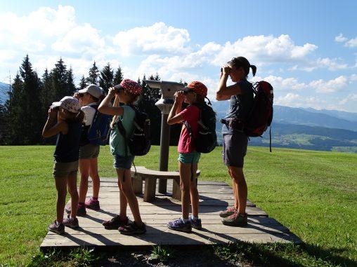 Ferienprogramm Sulzberg Grenzerpfad