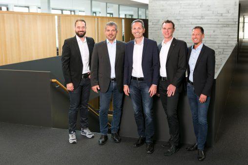 i+R-Gruppe: Führungsteam Wohnbau