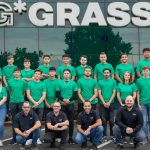 GRASS: neue Lehrlinge 2019