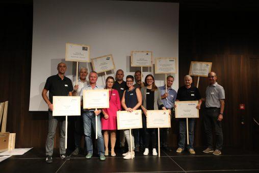 Beteiligte Klimainitiativen bei Vorarlberg for Future