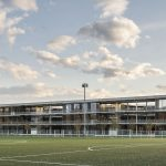 Baumschlager Hutter Partners: Schule am See