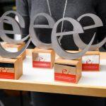 """Auszeichnungen im e5-Programm für energieeffiziente Gemeinden  Ein bis fünf """"e"""" werden im e5-Programm als Auszeichnung für besonders energieeffiziente Gemeinden vergeben.  Copyright: Matthias Rhomberg. Abdruck honorarfrei zur Berichterstattung über das e5-Programm für energieeffiziente Gemeinden. Angabe des Bildnachweises ist Voraussetzung."""