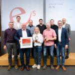 Auszeichnung für Vandans im e5-Programm für energieeffiziente Gemeinden