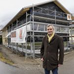 Neubau Kaplina Engineering in Bludenz