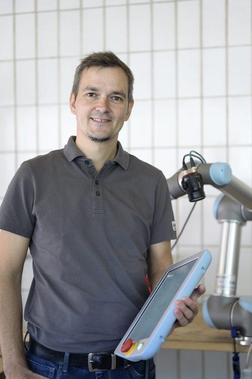Stefan Bitschnau, Geschäftsführer Kaplina Engineering