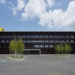 i+R Gruppe Zentrale Lauterach  i+R Unternehmenszentrale Lauterach  Copyright: i+R Gruppe GmbH. Abdruck honorarfrei zur Berichterstattung über die i+R Gruppe. Angabe des Bildnachweises ist Voraussetzung.