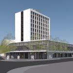 i+R Midori Kreuzlingen: Rendering