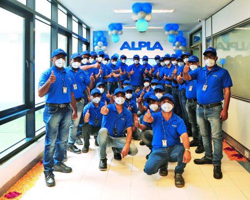 ALPLA: Pune