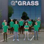 GRASS: neue Lehrlinge 2020