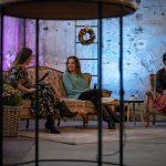 Female Future Festival: Diskussion  Das zweite Female Future Festival bot per Livestream spannende Diskussionen und inspirierende Vorträge.  Copyright: Female Future Festival. Foto: Stefan Friedrich Mayr. Abdruck honorarfrei, Angabe des Bildnachweises ist Voraussetzung.