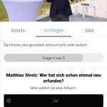 Female Future Festival: Screenshot 2  Die App Events Vorarlberg ermöglichte eine interaktive zweite Auflage des Female Future Festivals.  Copyright: Convention Partner Vorarlberg. Abdruck honorarfrei, Angabe des Bildnachweises ist Voraussetzung.