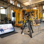 Female Future Festival: Studio  Am 1. Oktober verwandelte sich der Kunstraum in Dornbirn in das Studio für das Female Future Festival.  Copyright: Female Future Festival. Foto: Stefan Friedrich Mayr. Abdruck honorarfrei, Angabe des Bildnachweises ist Voraussetzung.