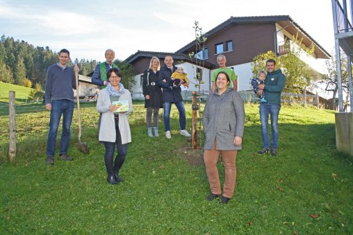 Sulzberg Jahrgangsbaum 2019 Gemeindevertreter