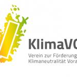 Logo KlimaVOR  Logo von KlimaVOR! - Verein zur Förderung der Klimaneutralität Vorarlbergs.  KlimaVOR!