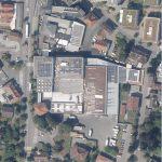 Mohrenbrauerei: Luftbild