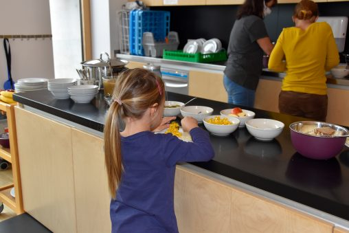 familieplus Rankweil Bifang: Kinderrestaurant