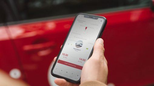 Zemtu: Smartphone mit App