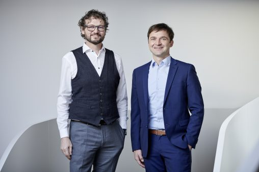 Mositech: Christof Moosbrugger & Peter Schoissengeier