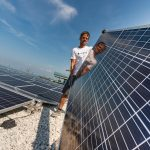 Photovoltaikanlage Hansesun
