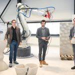 Geschäftsführung und Bereichsleitung von Concrete 3D
