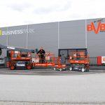 Digando: BVB Baumaschinen  Das Baumaschinenunternehmen BVB in Lanzenkirchen (Niederösterreich) ist einer der neuen Partner bei Digando.com.  Foto: BVB Baumaschinen. Die Verwendung ist honorarfrei zur Berichterstattung über die beteiligten Partner und Digando.com. Angabe des Bildnachweises ist Voraussetzung.