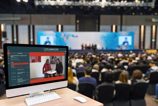 Flamacon: Virtual Conferences & Events