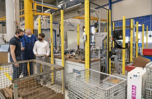 Hoeckle Austria: Automations-Team