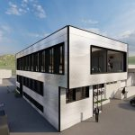 Waibel erweitert Firmensitz in Klaus