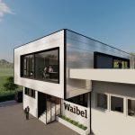 Mehr Platz am Waibel-Firmensitz in Klaus