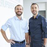 Robert und Richard Waibel, GF Waibel GmbH