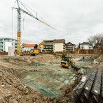 Baustart für 27 Wohnungen von i+R