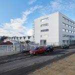 """i+R Buecklepark: Gebaude 2  i+R hat das """"Gebäude 2"""" im Konstanzer Bücklepark bereits im Dezember 2020 revitalisiert.  Foto: kuhnle + knoedler. Abdruck honorarfrei, Angabe der Fotohinweise ist Voraussetzung."""
