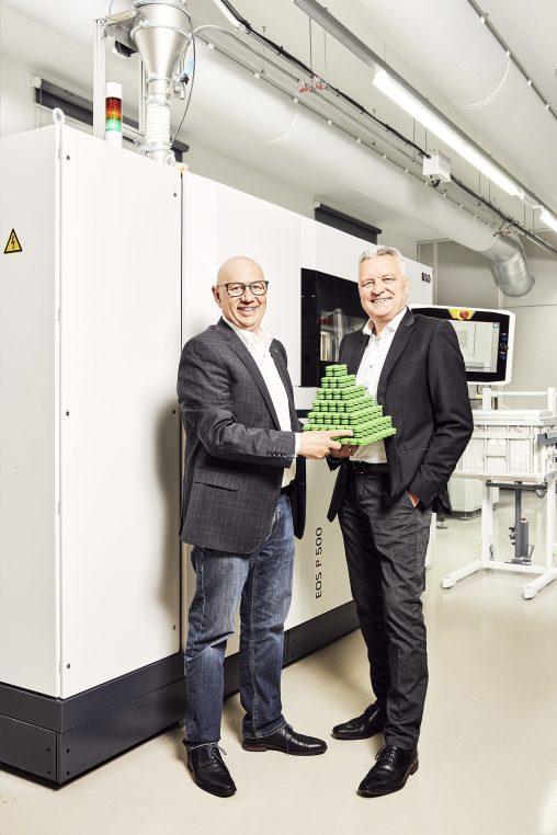 Hannes Hämmerle und Wolfgang Humml von 1zu1