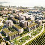 i+R: Vierlinden-Quartier Visualisierung