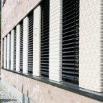 Betonfassade mit 3D-Druck von Concrete 3D