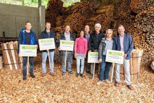 Steuerungsgruppe der Plattform Klimacent