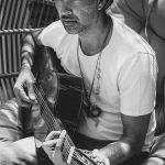 Vorarlberger Kulturpicknick: Brendan Adams  Der Singer-Songwriter Brendan Adams ist am 18. August 2021 im Mare Mio Sommercaffè beim Würth Haus Rorschach zu Gast.  Foto: Keziah Gabriel. Nutzung honorarfrei zur redaktionellen Berichterstattung über das Vorarlberger Kulturpicknick. Angabe des Bildnachweises ist Voraussetzung.