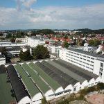 i+R Buecklepark Konstanz: Luftaufnahme
